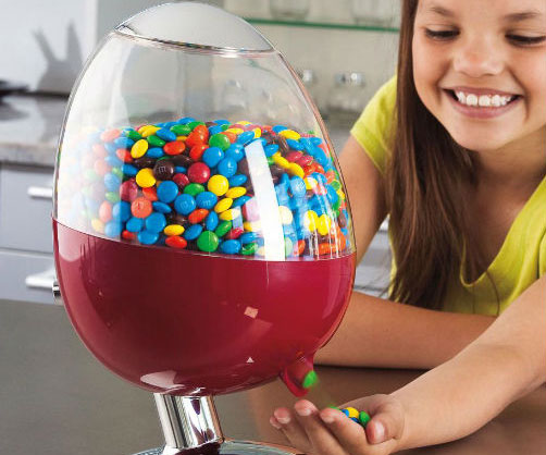 motion activated candy dispenser instructions