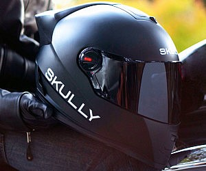 Heads Up Display Motorcycle Helmet