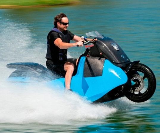 Jet Ski Hybrid