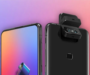 Motorized Camera Asus Zenfone 6
