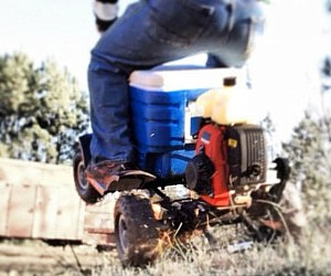 Motorized Drink Cooler