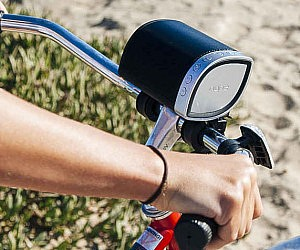 Bike Mounted Bluetooth Speaker