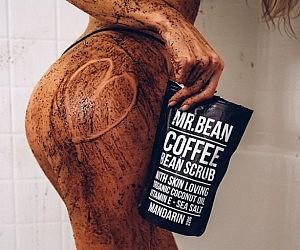 Natural Coffee Bean Scrub