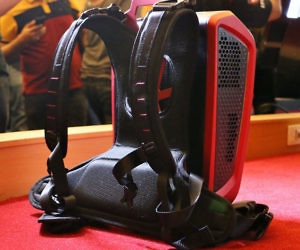 Virtual Reality Backpack PC