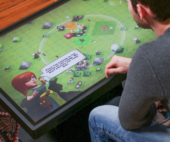 Touchscreen Coffee Table - Coffee Table