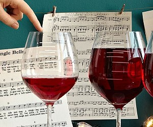 c2906e13e5a4 Major Scale Musical Wine Glasses