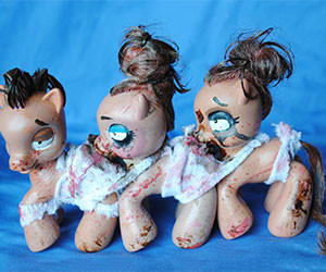My Little Pony Centipede