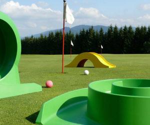 Backyard Mini Golf Set