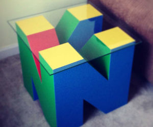 Nintendo 64 Coffee Table Base