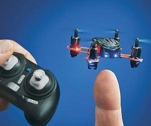 Nano Remote Control Quadrocopter
