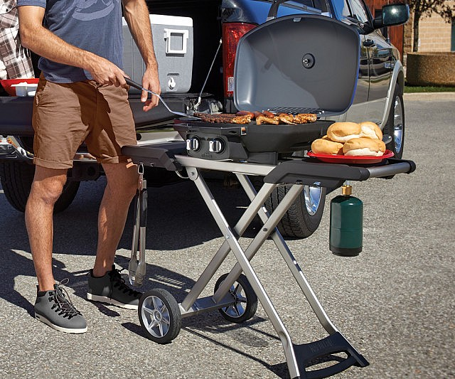 Portable Propane BBQ Grill