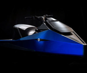 World's Most Powerful Jet Ski