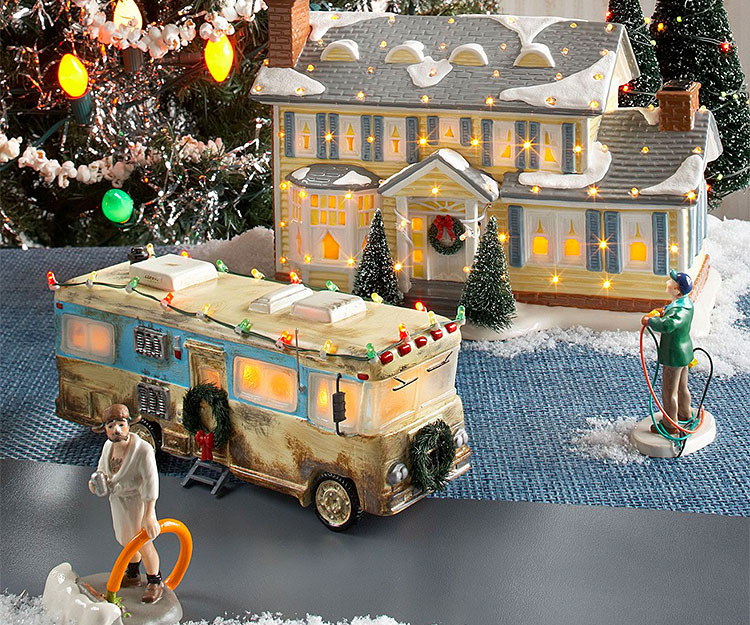 National Lampoon's xmas Vacation Village