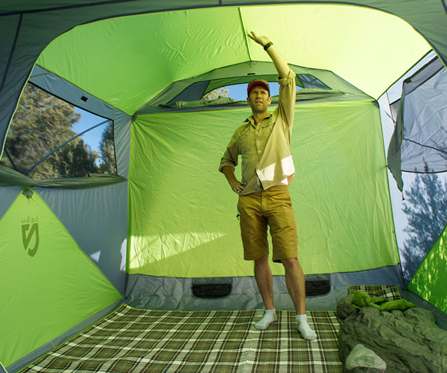 Standing Room C&ing Tent  sc 1 st  ThisIsWhyImBroke & Room Camping Tent