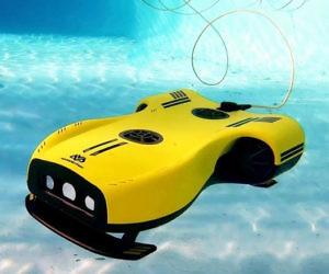 Nemo Underwater Drone