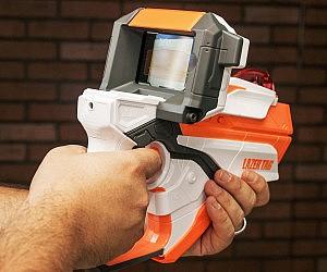 NERF Laser Tag Gun