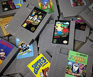 NES Cartridge Soap Bars