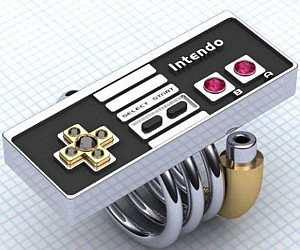 NES Controller Ring