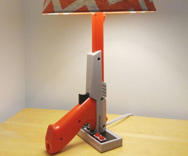 Machine Gun Lamp Ar15 Com
