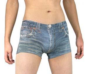 Boner proof underwear