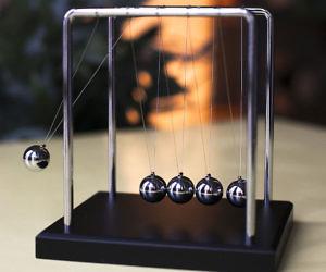 Newton Cradle Balance Balls