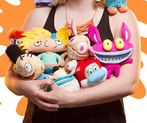 Nickelodeon 90s Plushies