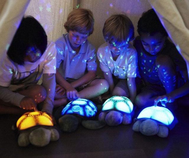 Stuffed Animal Night Light Projectors
