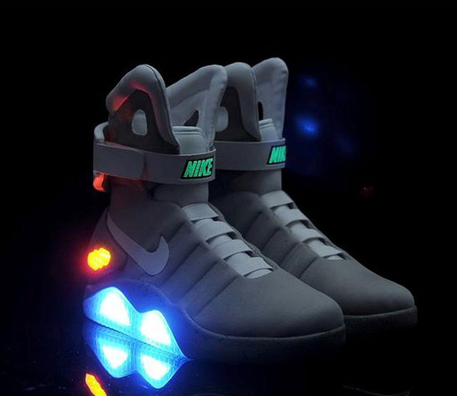 wholesale dealer c169b f77f1 Back To The Future Shoes