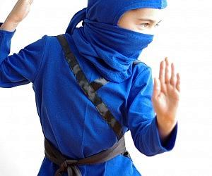 Kid's Ninja Costume
