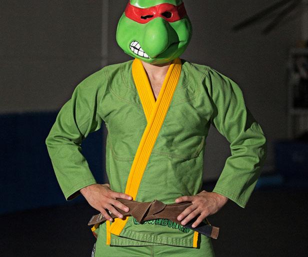 Ninja Turtles Gi