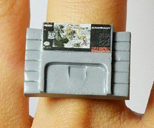 Super NES Cartridge Ring
