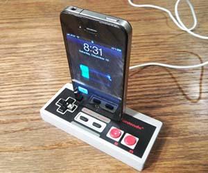 Unique Nintendo Controller iPhone Charger