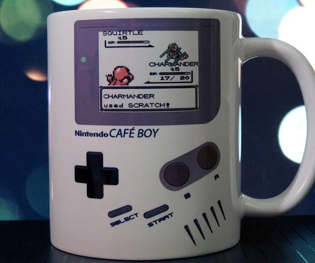 Good Nintendo Game Boy Coffee Mug   $12.00