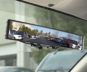 No Blind Spot Rear View Mi...