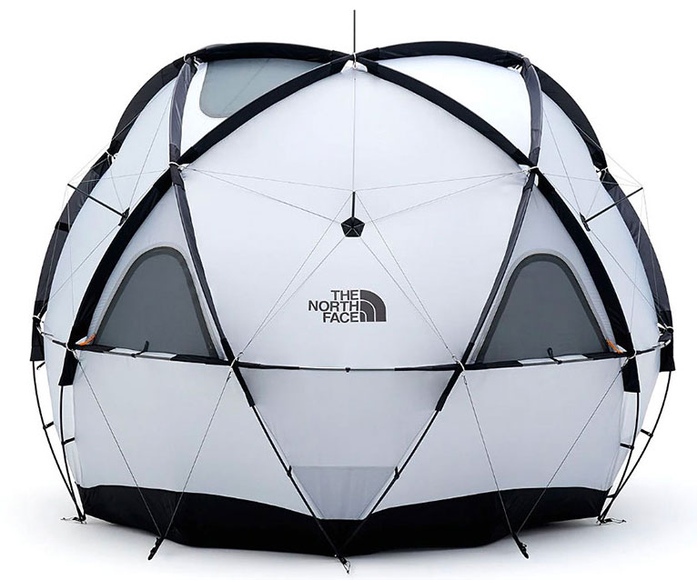 North Face Geodome Tent