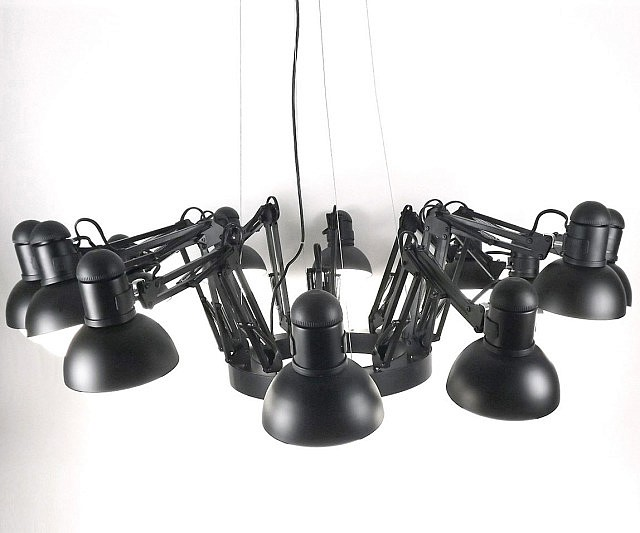 Superb Desk Lamp Chandelier