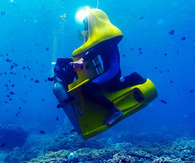 Image result for small size submarine that travels faster underwater