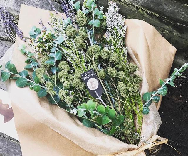 Cannabis Bouquets