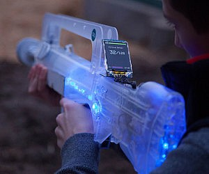 Open Source Laser Tag System