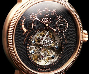 Orbiting Mechanical Watch