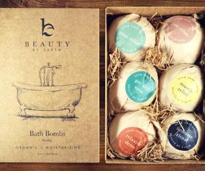 Natural Bath Bombs