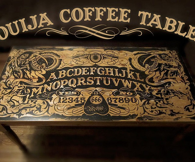 board coffee table