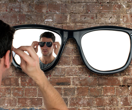 Giant Sunglasses Mirror