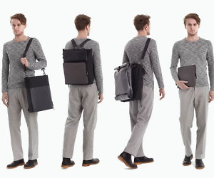 The Ultimate Convertible Bag