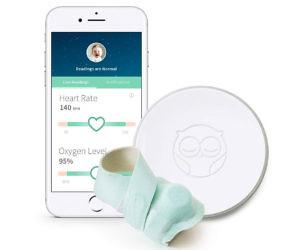 Owlet Smart Sock 2 Baby Mo...