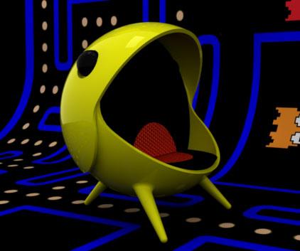 Pac Man Chair