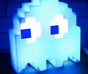 Pac Man Usb Ghost Lamp