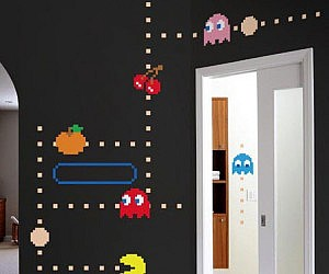 Trend Pac Man Wall Stickers