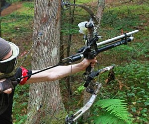Paintball Bow