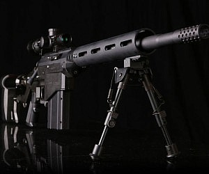 Paintball Sniper Rifle